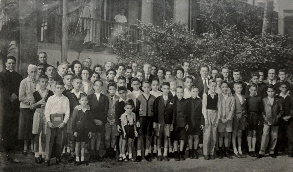 história do colégio dos jesuítas turma 1