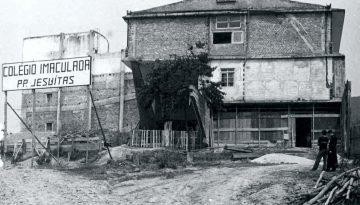 Construção do prédio próximo à atual Avenida Presidente aItamar Franco – 1960