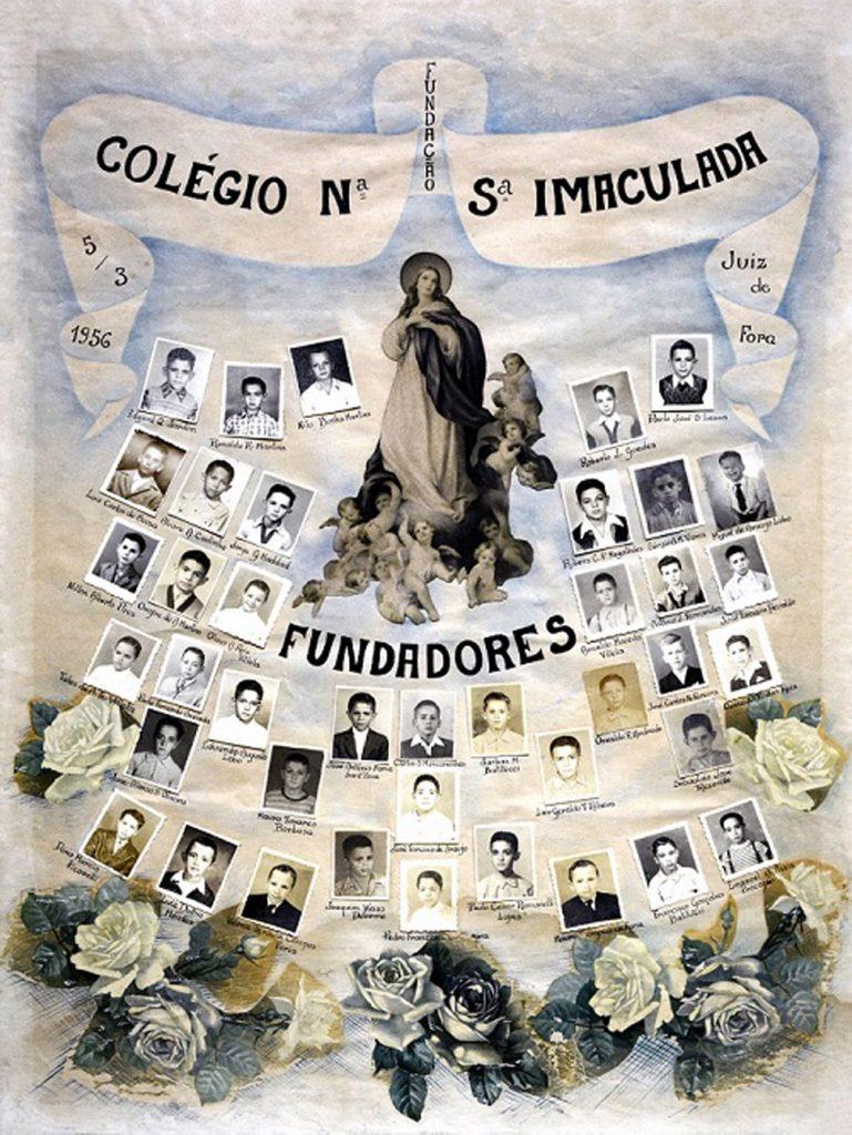 alunos fundadores - história colegio dos jesuitas