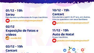 Semana de Arte e Cultura – 2020: conheça a programação e participe das atividades!