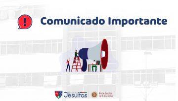 Comunicado Importante: Faixa Vermelha