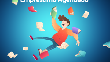 Empréstimo Agendado de livros da Biblioteca do Colégio