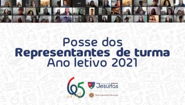 Tomam posse representantes de turma eleitos para o ano letivo de 2021