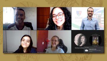 Seis estudantes do Colégio dos Jesuítas participam da Olimpíada Nacional em História do Brasil