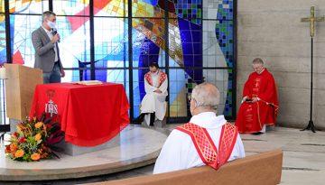 Professor Edelves Rosa Luna comemora um ano como Diretor Geral do Colégio dos Jesuítas