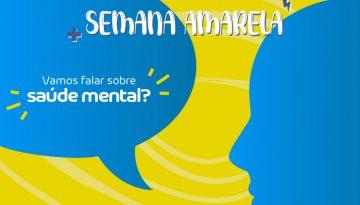 Colégio realiza evento sobre valorização da saúde mental
