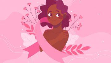 O toque do rosa – uma campanha sobre saúde da mulher
